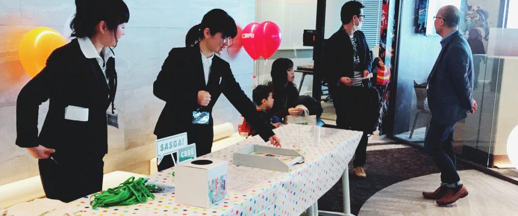 ファミリーデイ・周年イベント進行・運営
